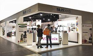 Multibrands opent stand op Trademart Utrecht
