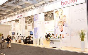 Multibrands en Beurer op IFA in Berlijn