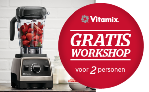 Gratis Vitamix workshop