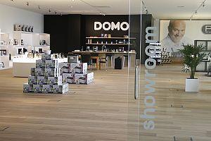 Domo - Een kijkje achter de schermen