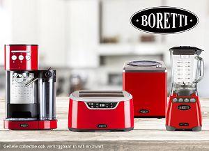 Boretti en Multibrands brengen Italiaanse passie in de keuken